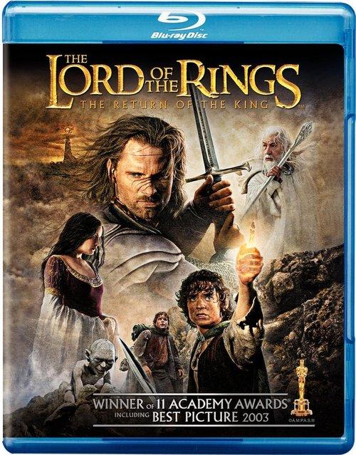 El Señor de los Anillos: El Retorno del Rey [BD25]